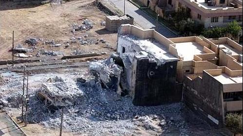 معركة الأبطال الرماح الموصل الحدباء