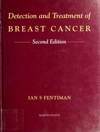 Cover of: Detection and treatment of breast cancer | Ian S. Fentiman