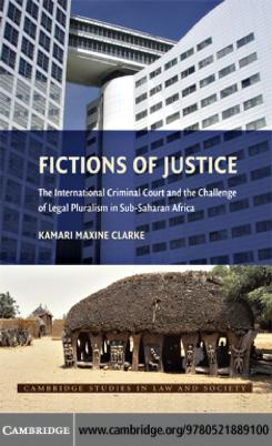 Fictions of justice by Kamari Maxine Clarke