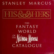 Cover of: His and hers | Stanley Marcus