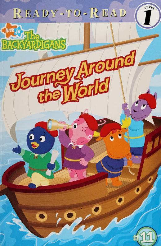 Journey around the world by Sarah Albee