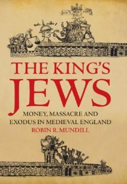 Cover of: The king's Jews | Robin R. Mundill
