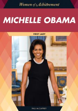 Michelle Obama by Paul McCaffrey