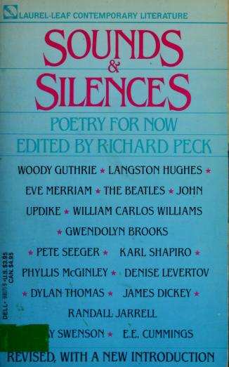 Sound and Silences by Richard Peck